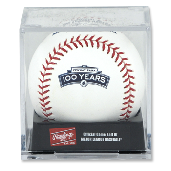 Fenway 100 - Official Baseball FN0068