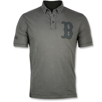 Fenway 100 Topsail Polo - Blackboard FTA0016