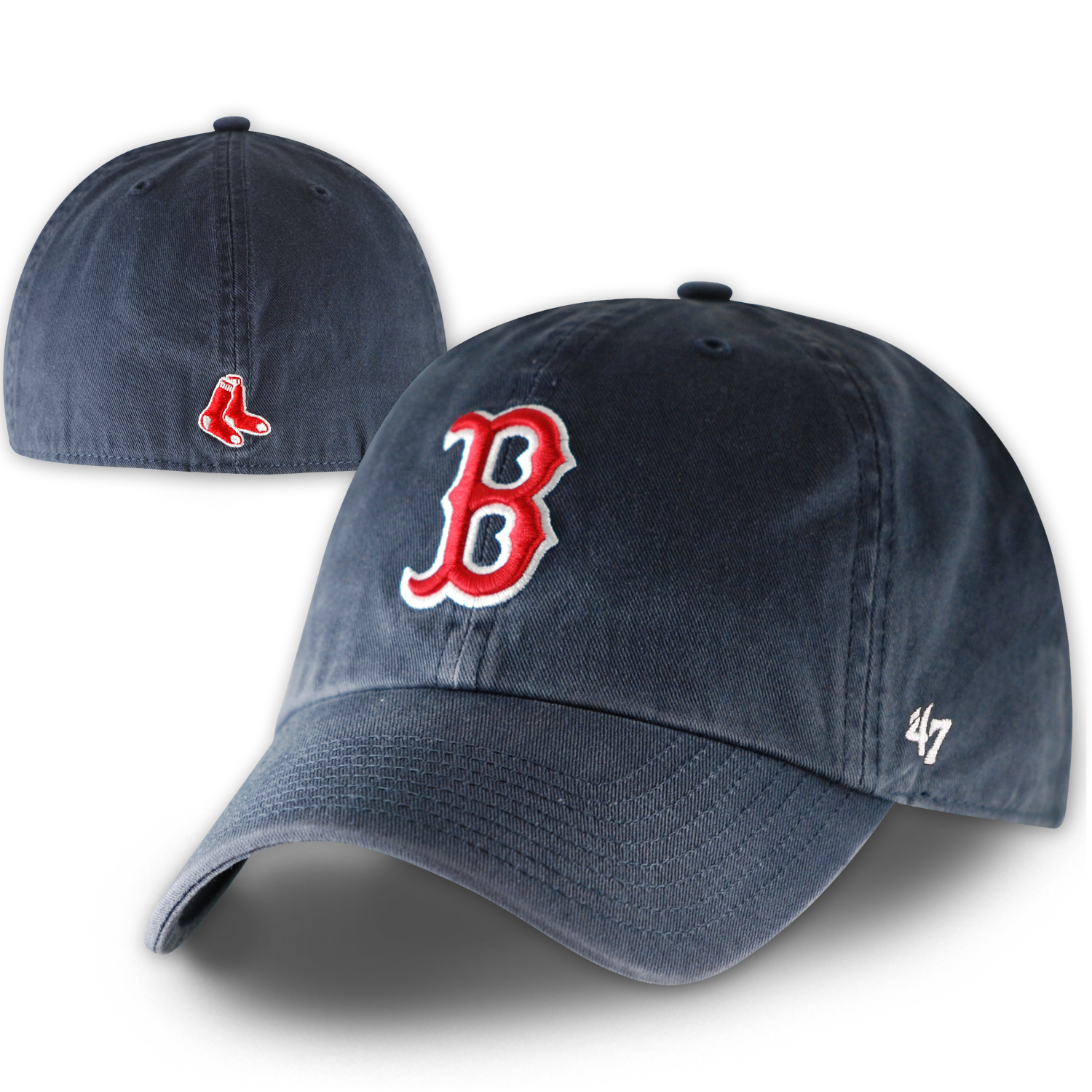 Red Sox Franchise Navy H0063