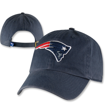 Patriots - Clean-Up - Navy HP0002