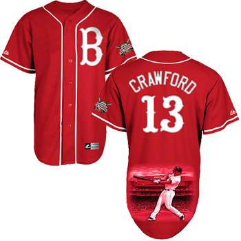 Signature Series Jersey - Crawford JEA0326