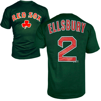Player T-Shirt Ellsbury - St. Pats TA0006