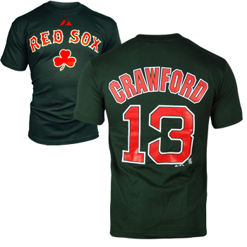 Player T-Shirt Crawford - St. Pats TA0292