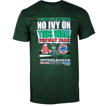 Interleague Cubs No Ivy T-Shirt TA0390