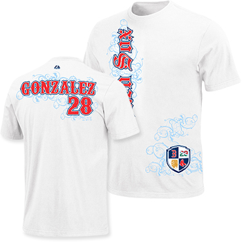 Signature Series T-Shirt - Gonzalez TA0404