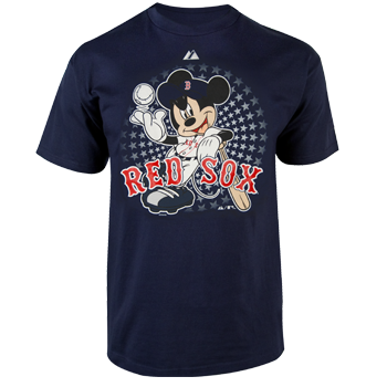 Disney T-Shirt Mickey - Navy TA0999