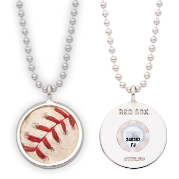 Game Used Pendant - Baseball TAI0002